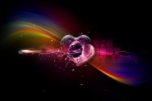 Wallpaper-Heart-Broken-Hearts-Bullet-Riddled-Heart-A-Bullet-A-Rainbow-485x728