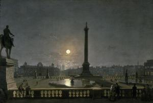 trafalgar_square_by_moonlight_c1865_mol