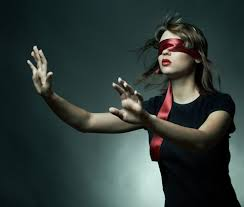 blind x