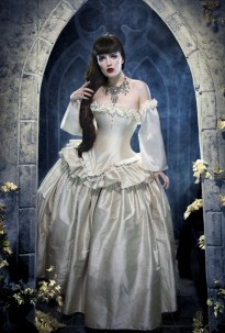 Victorian-Fantasy-Wedding-Gown