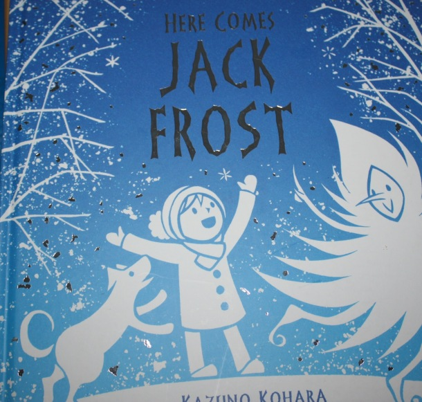 Image result for jack frost CARTOON